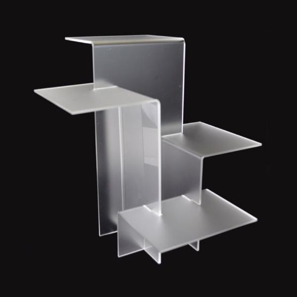 Acrylic Stand Designs : Custom made design acrylic jewellery display stand